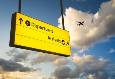 Arrivals, departures, Brexit, immigration