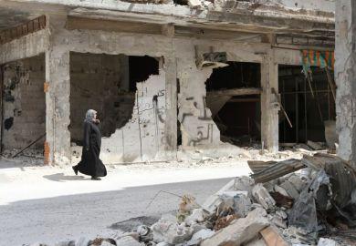 homs syria bombs