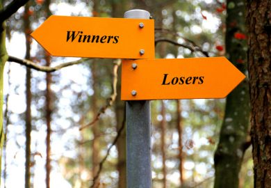 Winners, losers, TEF, rankings