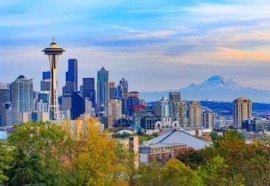 Best universities in Seattle
