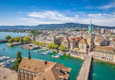 International perspective: A French student in Switzerland
