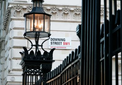 Downing Street, science funding, policy, association to Horizon Europe
