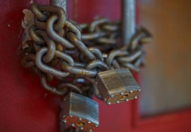 lock, locked, closed, access, outreach