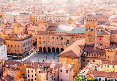 University of Bologna, Study abroad, international, Italy,