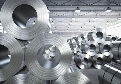 industry, industrial, steel
