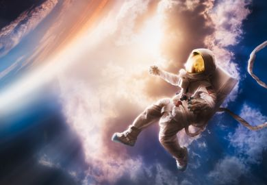 Lost in space. It's crucial that we help knowledge brokers build careers in their own right.