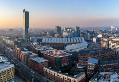 Manchester, city