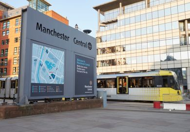 Manchester, Manchester central, conference