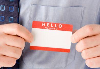 name, name tag, identity