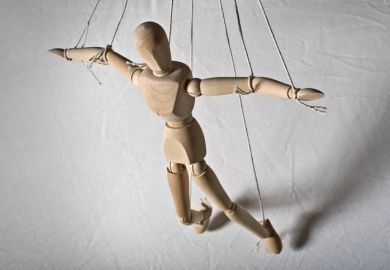 Puppet, control, strings, freedom