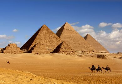 Best universities in Egypt