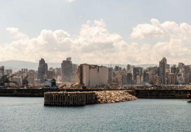Beirut port explosion