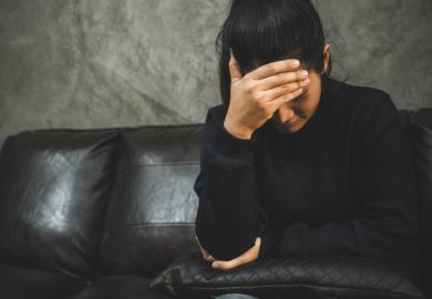 distress upset depressed depression psychological