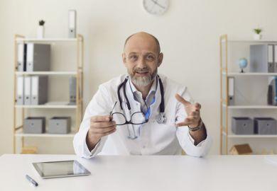success blockbuster commercial triumph doctor stethoscope