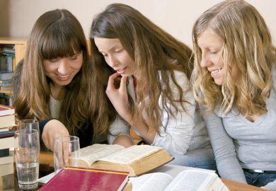 girls university female student Ucas deficit
