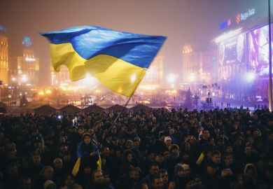 ukraine maidan revolution