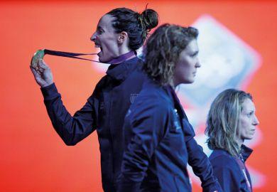 Italy's gold medallist