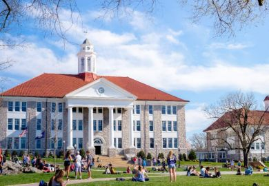 Most recommended universities in the United States