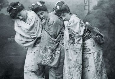 Three little maids, The Mikado