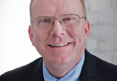 Jeffrey Beall, associate professor and librarian at the University of Colorado Denver