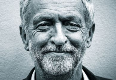Jeremy Corbyn, Labour Party (portrait)