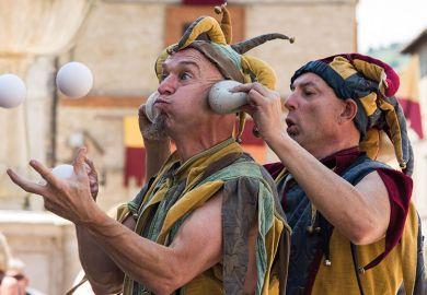 jesters juggler