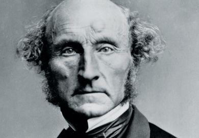 John Stuart Mill portrait