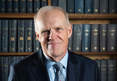 John Hennessy of Stanford University