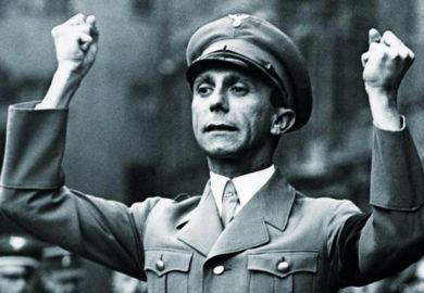 Joseph Goebbels Nazi Germany