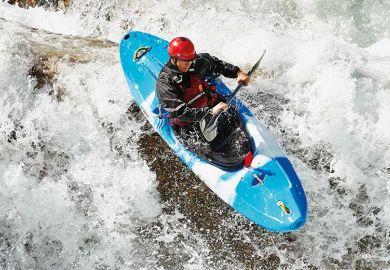 kayak-white-water