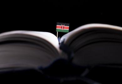 Kenya higher education