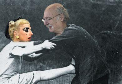 Lady Gaga kicks academic