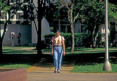 Latina student
