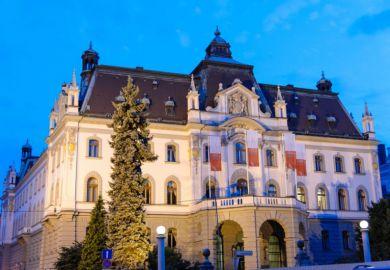 Ljubljana provincial mansion
