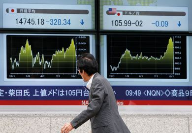 man stocks charts
