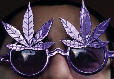 marijuana sunglasses