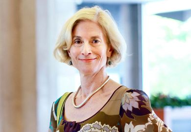 Philosopher Martha Nussbaum in 2010. She has won the 2021 Holberg Prize.