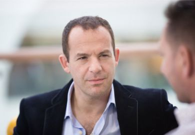 Martin Lewis of Money Saving Expert