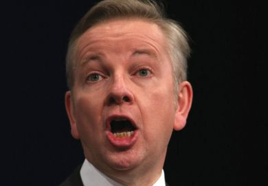 Michael Gove, Conservative Party