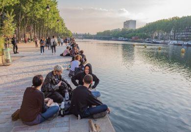 Millennials in Paris