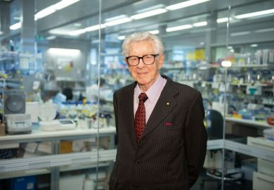 Jaques Miller immunologist Walter and Eliza Hall Institute WEHI Lasker Award
