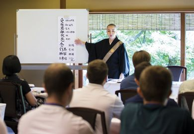 Mindfulness seminar