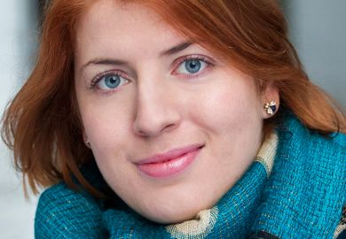 Miranda Kaufmann