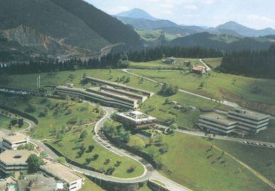 Mondragon University campus, Spain
