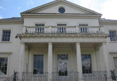 Mount Clare House, University of Roehampton