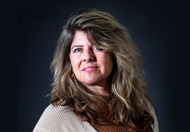 American feminist Naomi Wolf based her 2019 book on studies at the University of Oxford