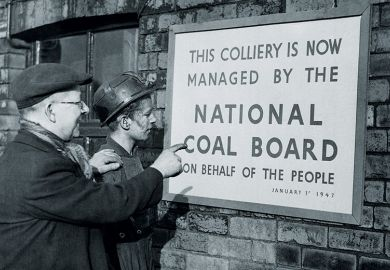 Nationalised coal