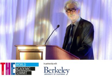 Nicholas Dirks, University of California, Berkeley