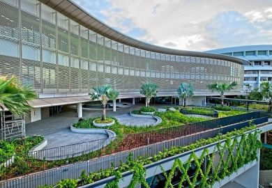 Most beautiful universities in East Asia - Nanyang Technological University