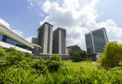 National University of Singapore has a new College of Humanities and Science